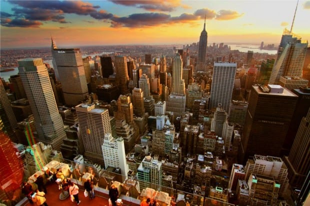 new-york-sunset
