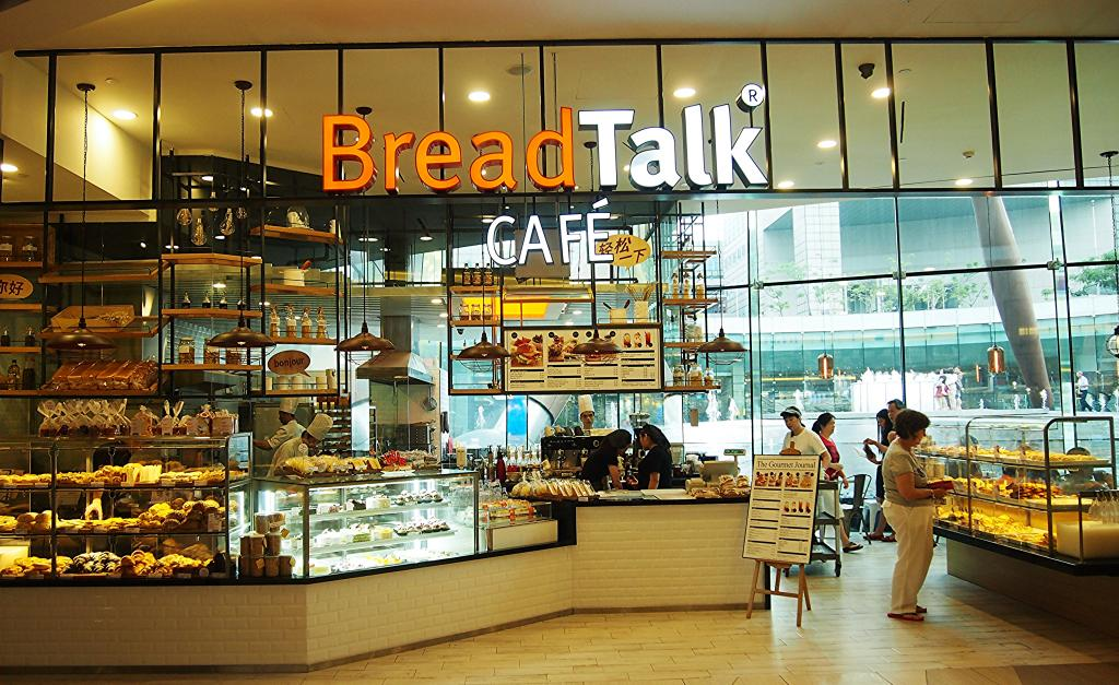 BreadTalk | The Fifth Person