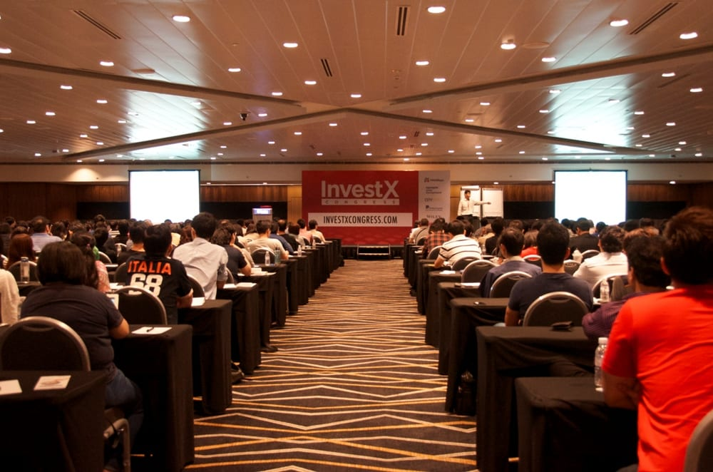 Photo of InvestX Congress 2014