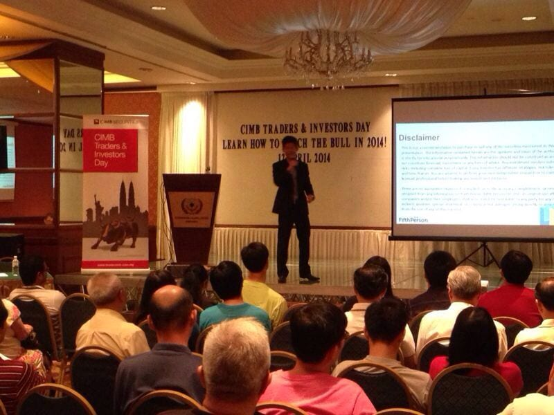 Photo of CIMB Traders & Investors Day in Penang, Malaysia – 12 Apr 2014