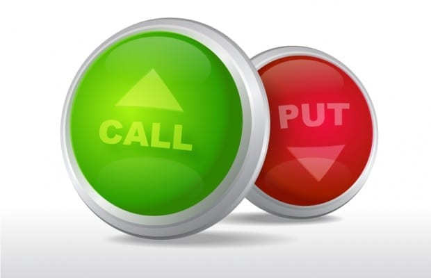 Binary option call put