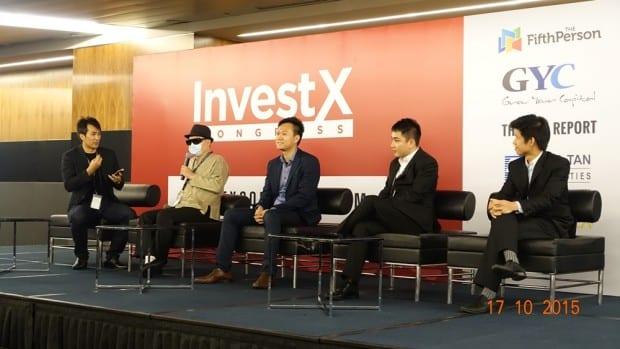 AK71 - Panel - InvestX Congress 2015