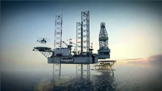Photo of Keppel's offshore and marine unit secures projects worth $120 mil