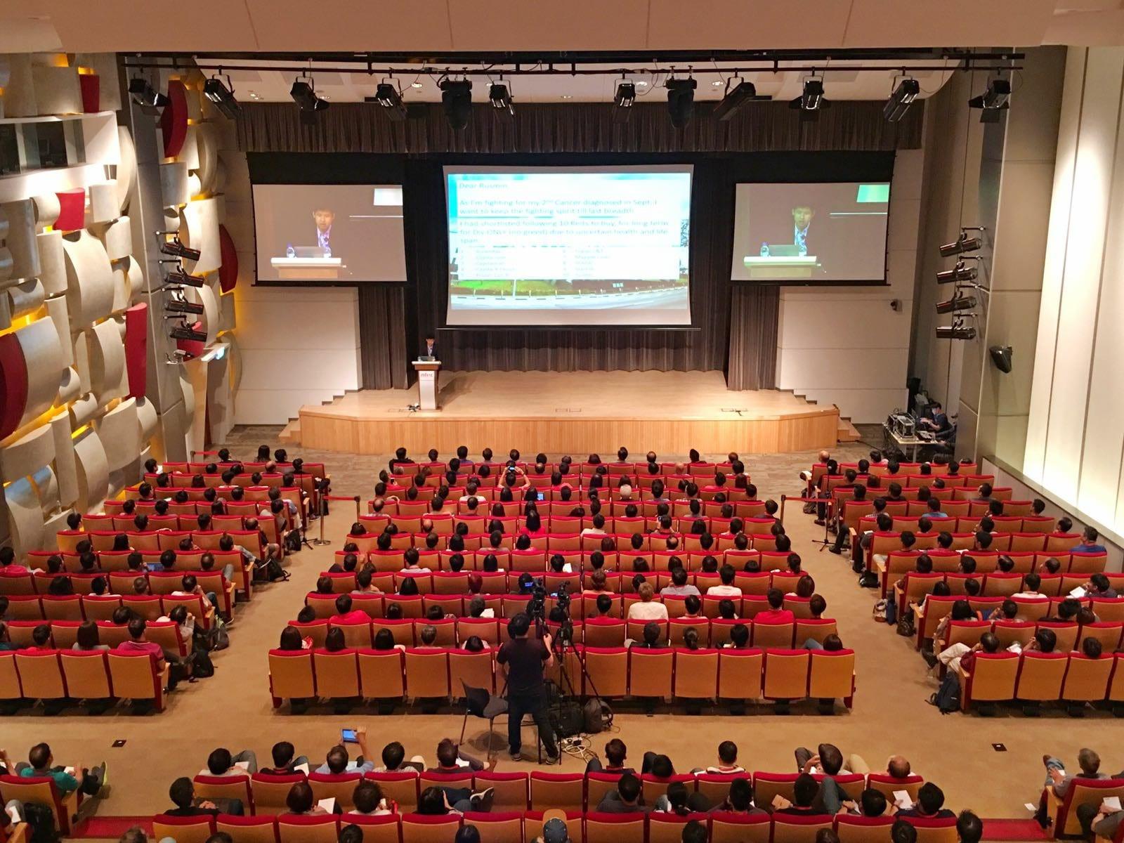 Photo of InvestX Congress 2017
