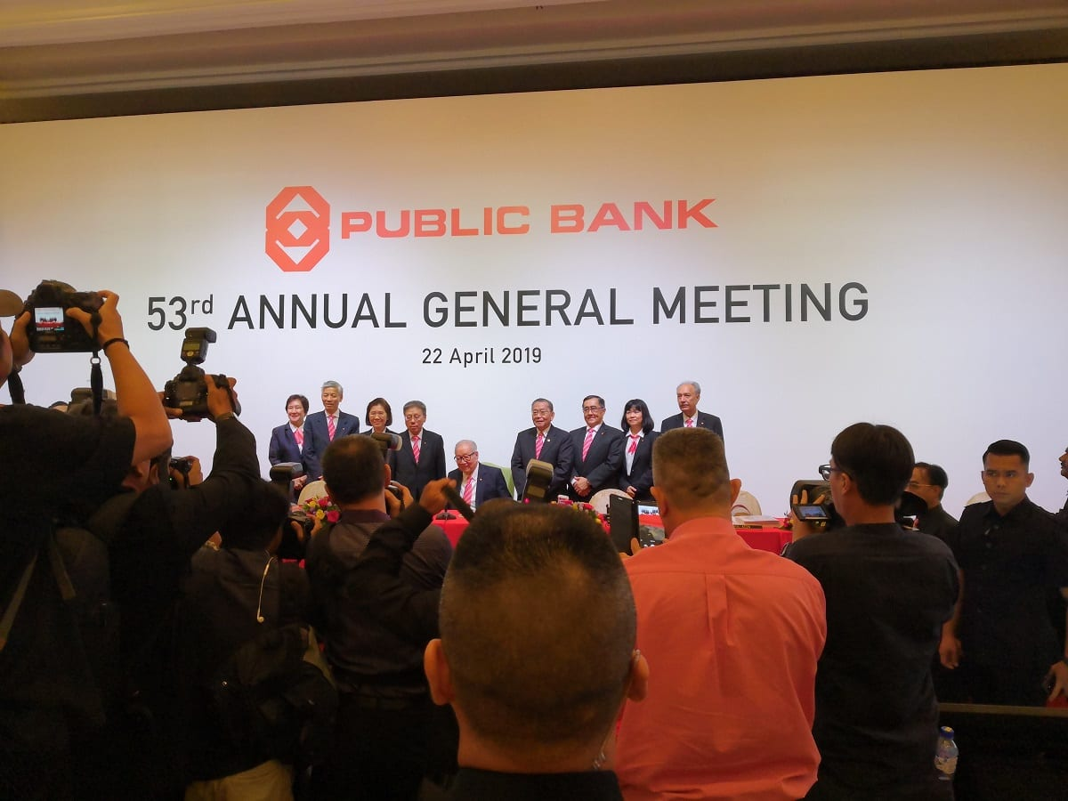 Photo of 10 things I learned from the 2019 Public Bank AGM