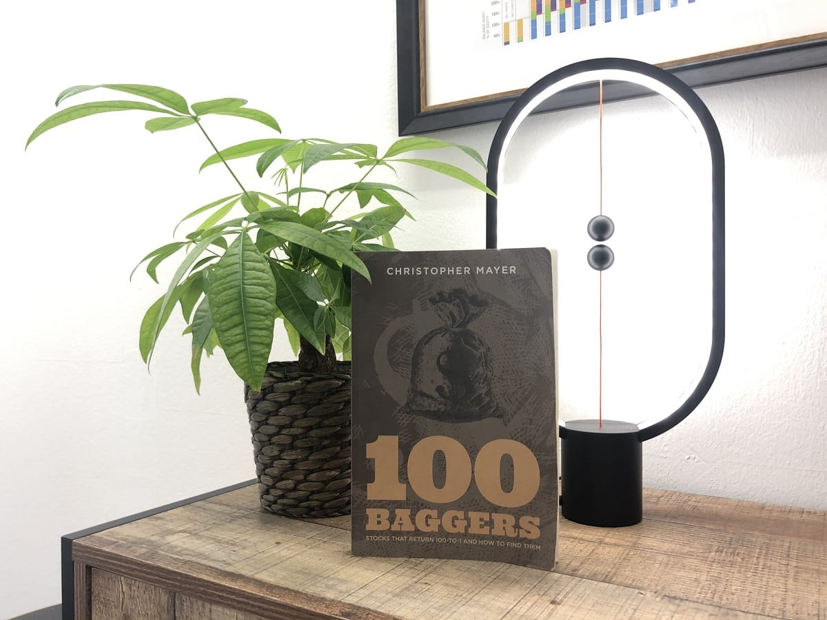 Photo of 10 things I learned from 100 Baggers by Christopher Mayer