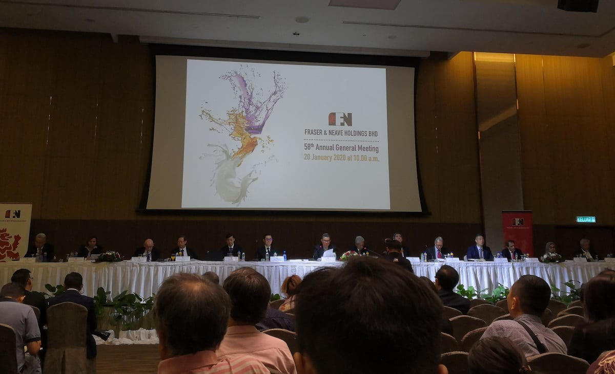 Photo of 10 things I learned from the 2020 F&N Holdings Berhad AGM