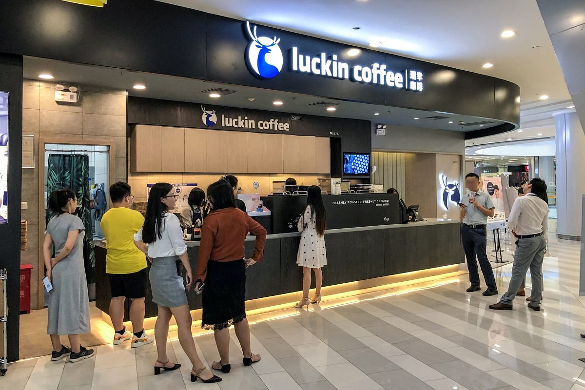 Photo of 3 ways Starbucks will take advantage of Luckin Coffee's RMB2.2 billion scandal