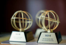 Photo of We've been nominated again for the SGX Orb Awards!