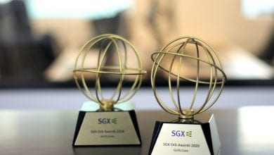 Photo of The Fifth Person wins its second SGX Orb Award for best independent investment website